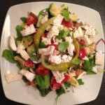 Boxenstopp | Salat im Ostseebad Ahrenshoop (c) Claudia Murzik