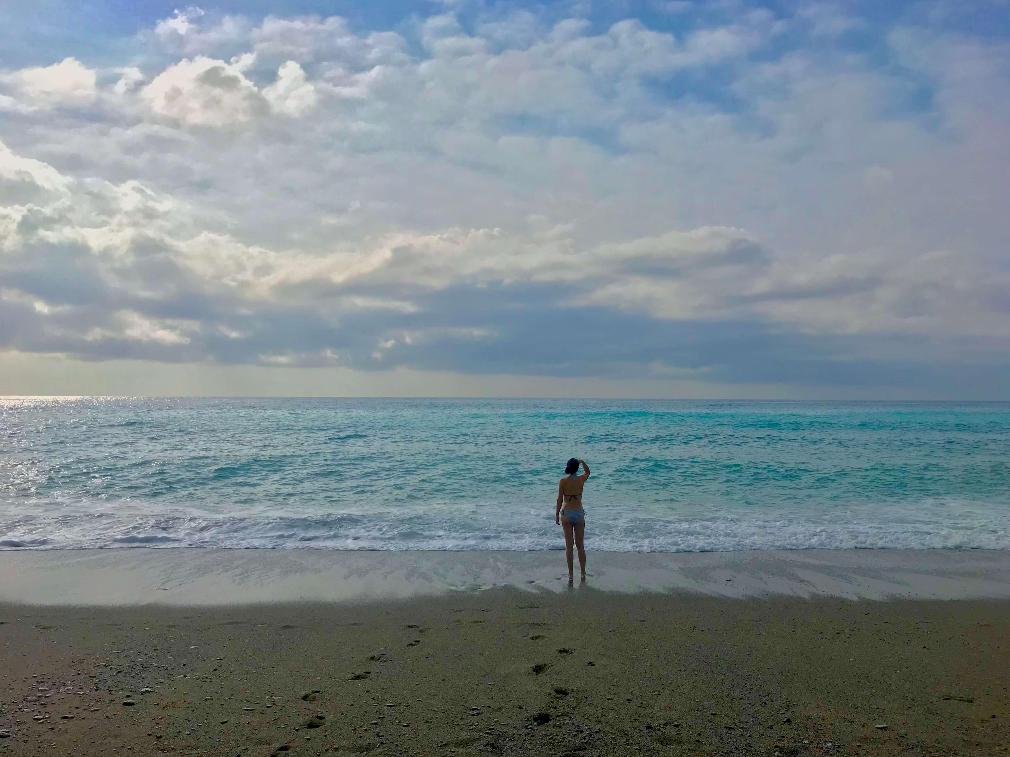 Einsame Strände auf Sardinien