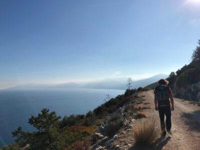 Wanderweg Sardinien