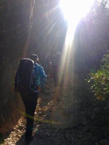 Wege finden Sardinien