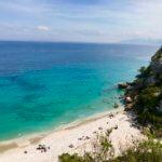 Bucht von cala fuili