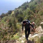 Aufstiege Sardinien