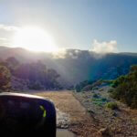 Fahrwege Sardinien